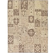 Link to 9' 10 x 12' 6 Patchwork Rug