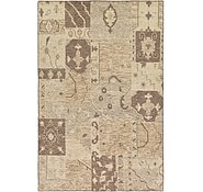 Link to 6' 5 x 9' 9 Patchwork Rug