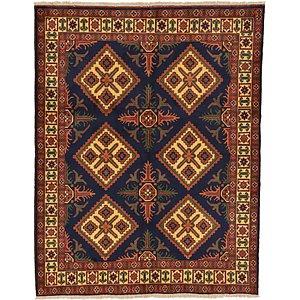HandKnotted 5' 2 x 6' 7 Kazak Oriental Rug