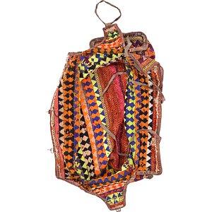 5' 3 x 8' 2 Saddle Bag Rug