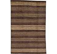 Link to Unique Loom 6' 5 x 9' 9 Modern Ziegler Rug