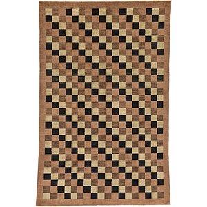 Unique Loom 6' 2 x 9' 8 Modern Ziegler Rug