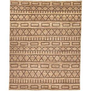 Unique Loom 8' 2 x 10' 2 Modern Ziegler Rug