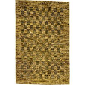 Unique Loom 5' 10 x 9' Modern Ziegler Rug