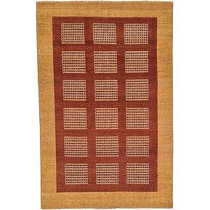 Unique Loom 6' 6 x 9' 10 Modern Ziegler Rug