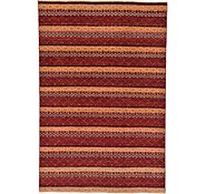 Link to Unique Loom 6' 5 x 9' 7 Modern Ziegler Rug