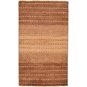 Unique Loom 3' x 5' 3 Modern Ziegler Rug