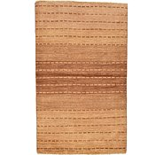 Link to HandKnotted 3' x 5' Modern Ziegler Rug