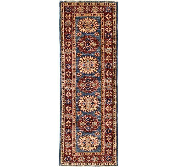 2' x 5' 9 Kazak Oriental Runner Rug