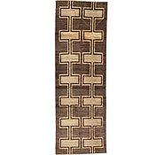 Link to Unique Loom 3' 4 x 9' 9 Modern Ziegler Runner Rug