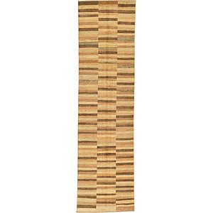 Unique Loom 2' 7 x 9' 6 Modern Ziegler Runner Rug