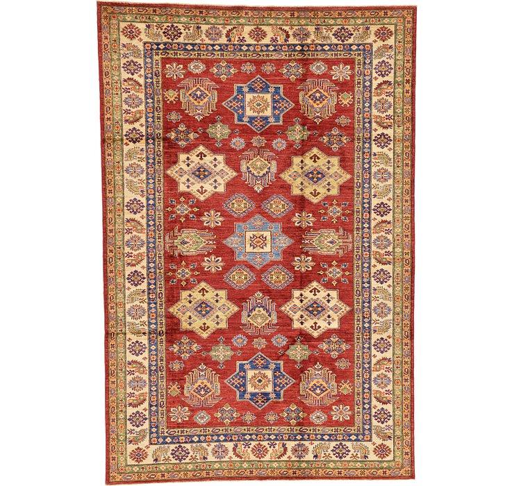 6' 10 x 10' 3 Kazak Oriental Rug