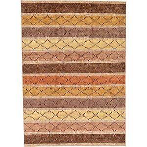 Unique Loom 8' 2 x 11' 6 Modern Ziegler Rug