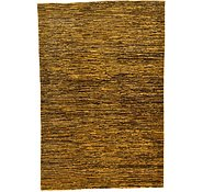 Link to HandKnotted 4' 2 x 6' 2 Modern Ziegler Rug