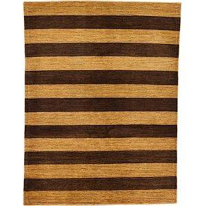 Unique Loom 4' 9 x 6' 3 Modern Ziegler Rug
