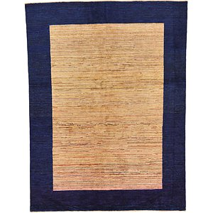 Unique Loom 4' 10 x 6' 4 Modern Ziegler Rug