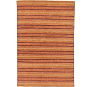 Link to HandKnotted 5' 5 x 8' 2 Modern Ziegler Rug
