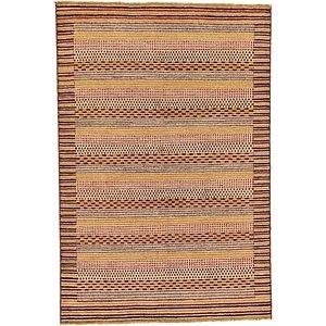 Unique Loom 5' 4 x 8' Modern Ziegler Rug