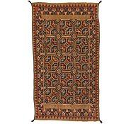 Link to 5' x 8' 6 Kilim Suzani Rug