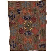 Link to 4' 10 x 6' 5 Kilim Suzani Rug