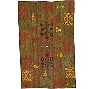 Link to 6' 3 x 9' 9 Kilim Suzani Rug
