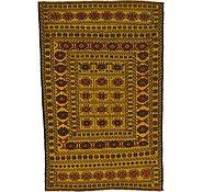Link to 122cm x 188cm Kilim Afghan Rug