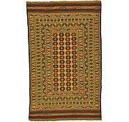 Link to 3' 10 x 6' 4 Kilim Afghan Rug