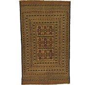 Link to 3' 8 x 6' 3 Kilim Afghan Rug