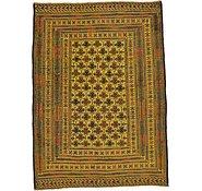 Link to 4' 2 x 5' 8 Kilim Afghan Rug