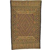 Link to 4' 3 x 6' 8 Kilim Afghan Rug