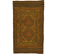 Link to 3' 9 x 6' 5 Kilim Afghan Rug