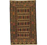 Link to 4' x 6' 7 Kilim Afghan Rug