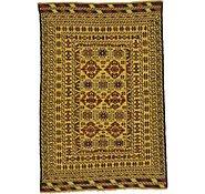 Link to 4' x 5' 10 Kilim Afghan Rug