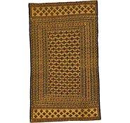 Link to 122cm x 205cm Kilim Afghan Rug