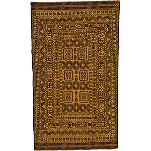 4' x 6' 7 Kilim Afghan Rug