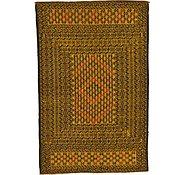 Link to 3' 10 x 5' 9 Kilim Afghan Rug