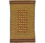 Link to 3' 10 x 6' 7 Kilim Afghan Rug