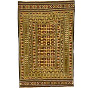 Link to 130cm x 195cm Kilim Afghan Rug