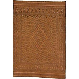 Unique Loom 6' 5 x 9' 7 Sumak Rug