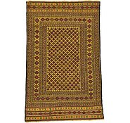 Link to 130cm x 198cm Kilim Afghan Rug