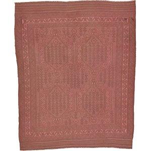 Unique Loom 6' 6 x 8' Sumak Rug