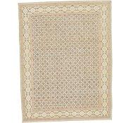 Link to 9' x 11' 9 Khotan Ziegler Oriental Rug
