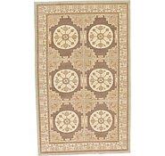 Link to 9' 10 x 15' 9 Khotan Ziegler Oriental Rug
