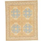 Link to 8' x 10' Khotan Ziegler Oriental Rug
