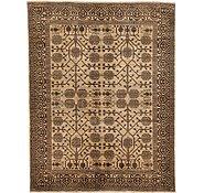 Link to Unique Loom 5' x 6' 5 Khotan Ziegler Oriental Rug