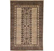 Link to 6' 6 x 9' 10 Khotan Ziegler Oriental Rug