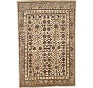 Link to 6' 7 x 10' Khotan Ziegler Oriental Rug
