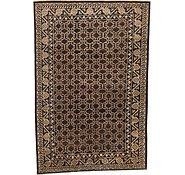 Link to 6' 6 x 9' 7 Khotan Ziegler Oriental Rug