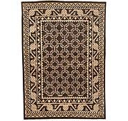Link to 5' 7 x 7' 10 Khotan Ziegler Oriental Rug