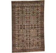 Link to 5' 8 x 9' Khotan Ziegler Oriental Rug